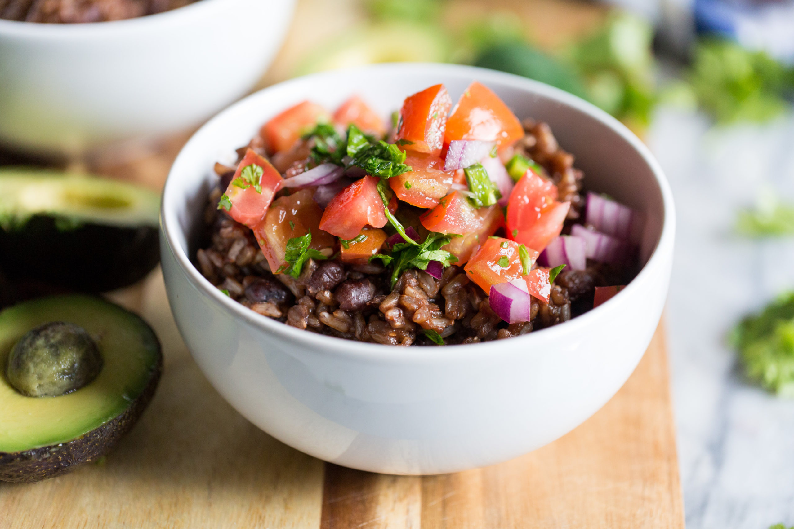 Plant-Based Diet Mexican Casserole